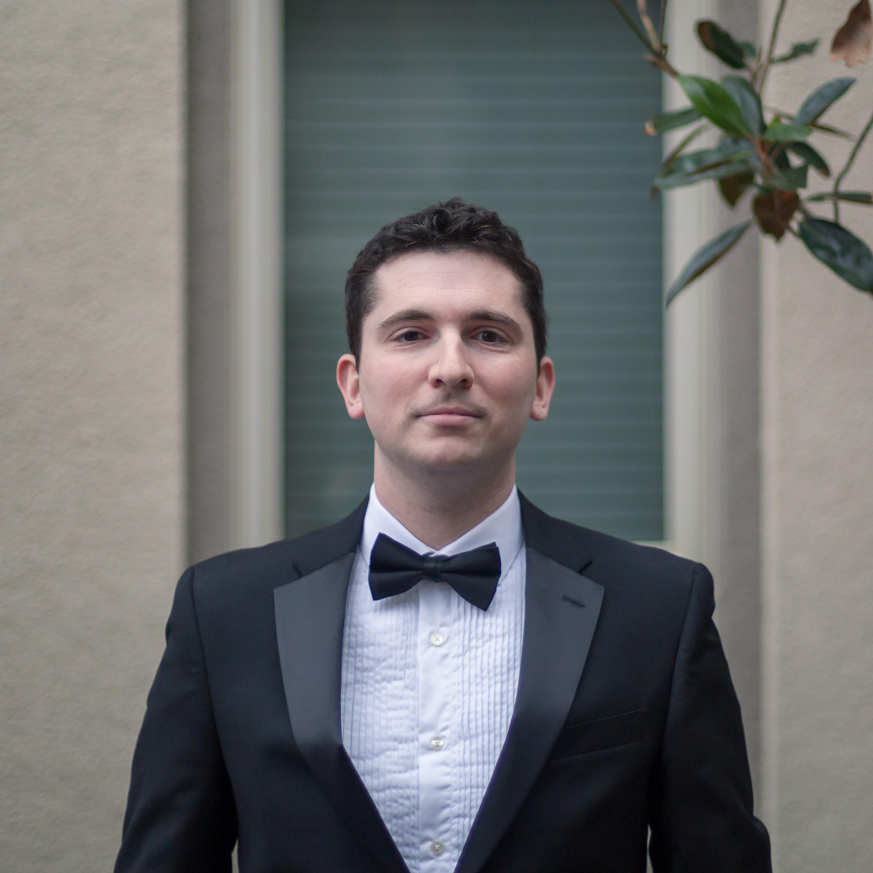 Brendon Shapiro — Piano